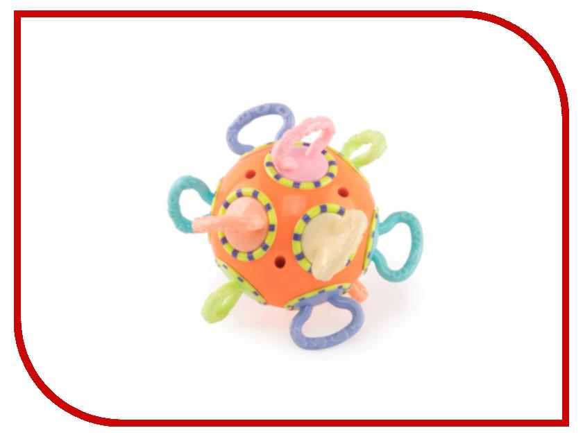 Погремушка Happy Baby Funball 330089 / 4690624025082 шезлонг happy baby nesty