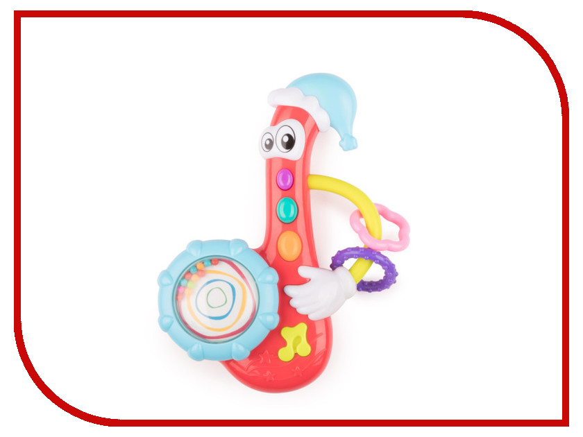 Игрушка Happy Baby Jazz 330091 / 4690624025334