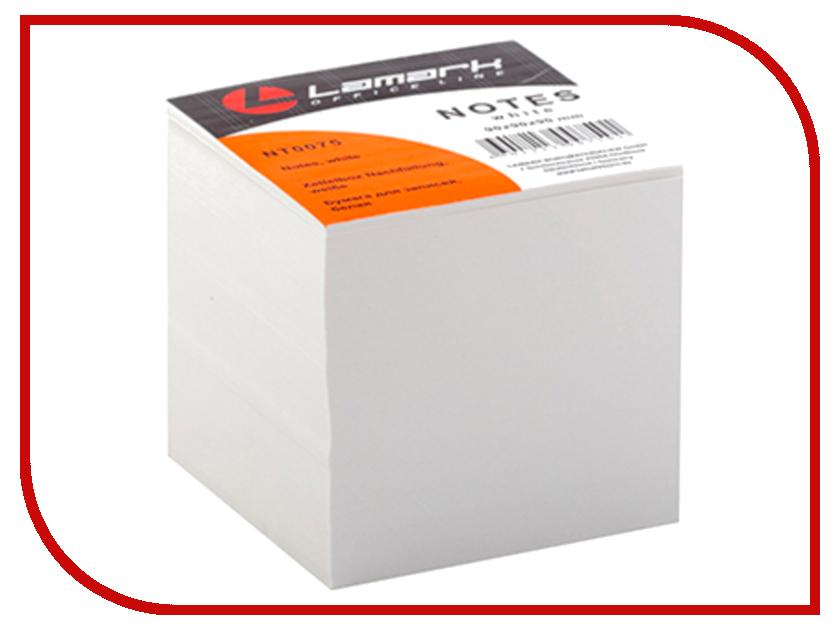 Фото - Стикеры Lamark 90x90mm 900 листов White NT0075 стикеры для стен chinastyler 60 92 diy month1