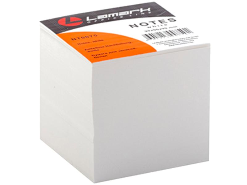 Стикеры Lamark 90x90mm 900 листов White NT0075