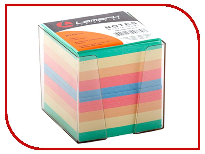 Фото - Стикеры Lamark 90x90mm 900 листов Colored NT0073 стикеры для стен chinastyler 60 92 diy month1