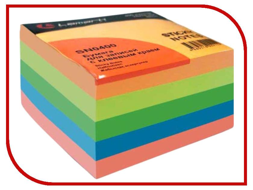 Фото - Стикеры Lamark 76x76mm 400 листов 5 Colors Neon SN0400 стикеры для стен zooyoo1208 zypa 1208 nn