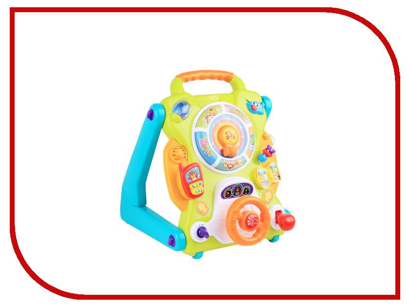 Каталка Happy Baby Iq-Center 330904 / 4690624025068 happy baby игрушка каталка speedy hedgehog