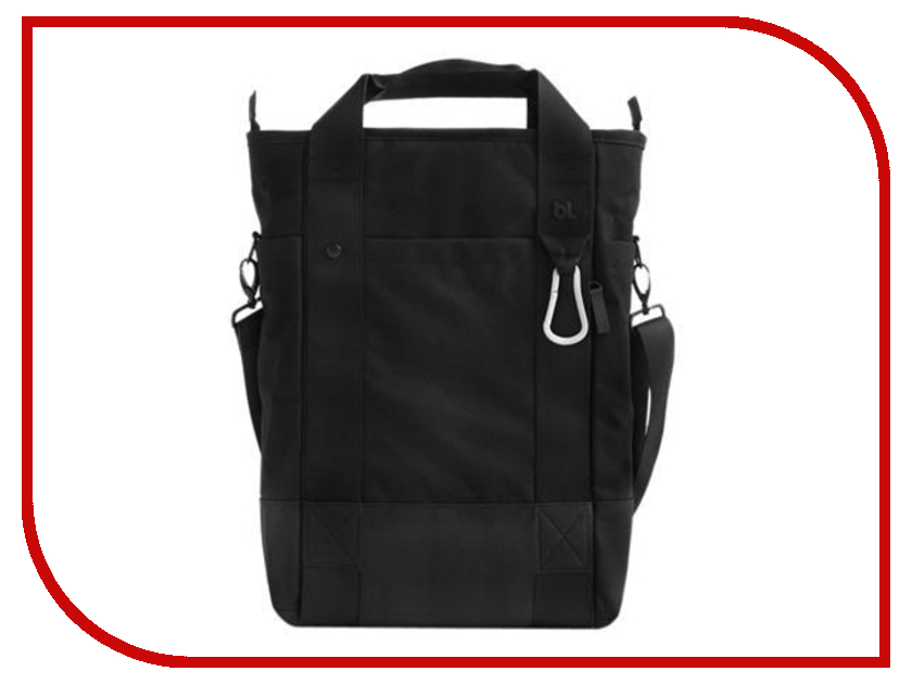 Аксессуар Сумка 15-Inch Bluelounge Medium Tote Black BLUUS-LT-03 аксессуар мирмагнитов сумка для поискового магнита black