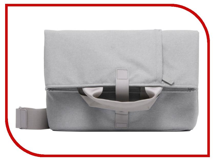 Фото - Аксессуар Сумка 13-Inch Bluelounge Postal Foldover Bag Gray BLUUS-PB-01-GR dtbg spring design men s bag messenger bags high quality waterproof shoulder tablet pc sleeve bag