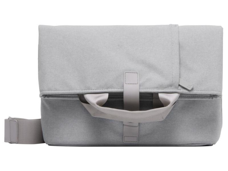 Аксессуар Сумка 13-Inch Bluelounge Postal Foldover Bag Gray BLUUS-PB-01-GR