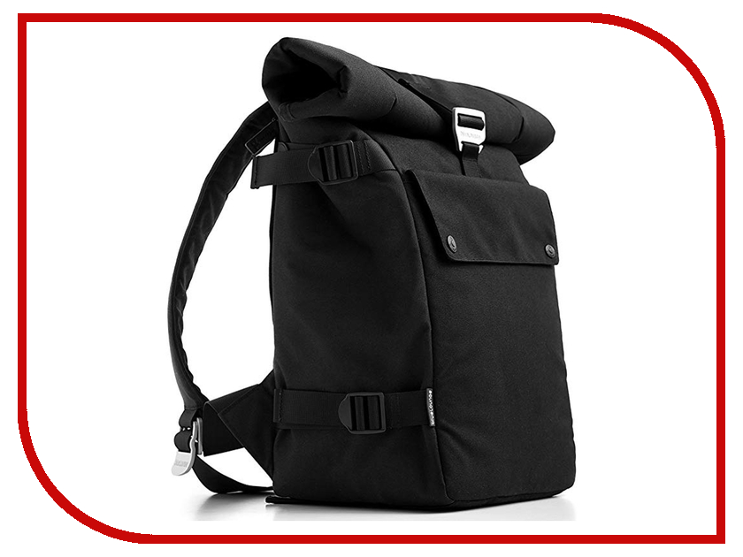 Рюкзак Bluelounge Small Backpack Black 15-inch BLUUS-BP-02-BL
