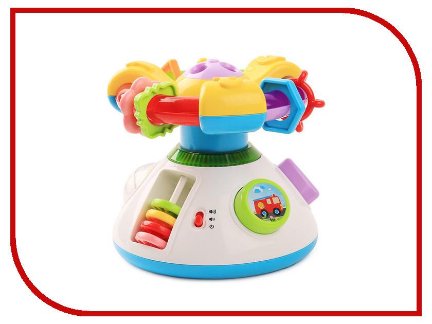 Игра интерактивная развивающая Happy Baby IQ-Base 330075 happy baby happy baby развивающая игрушка iq cube