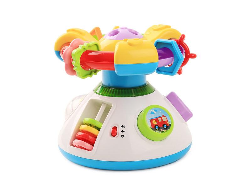 Игра интерактивная развивающая Happy Baby IQ-Base 330075