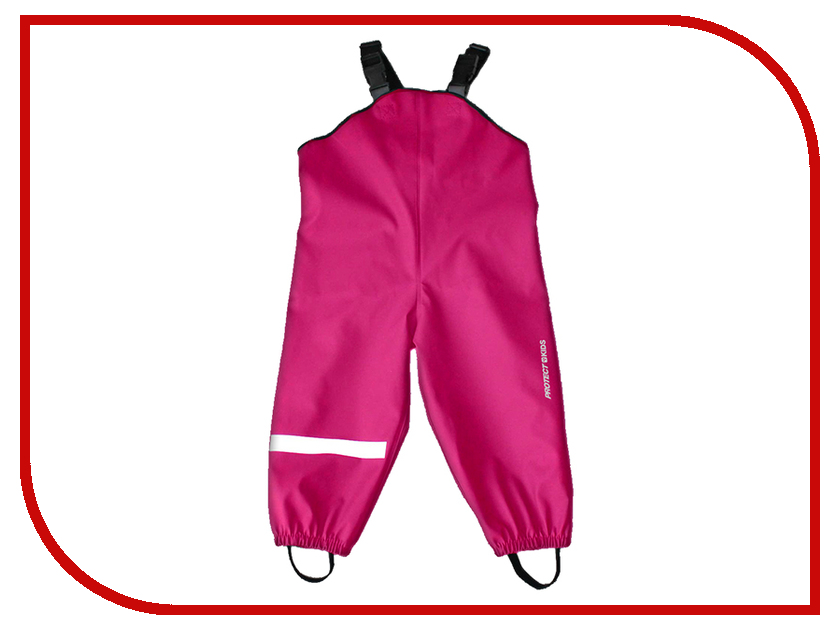 Полукомбинезон Protect Kids р.86 Fuchsia 555-709