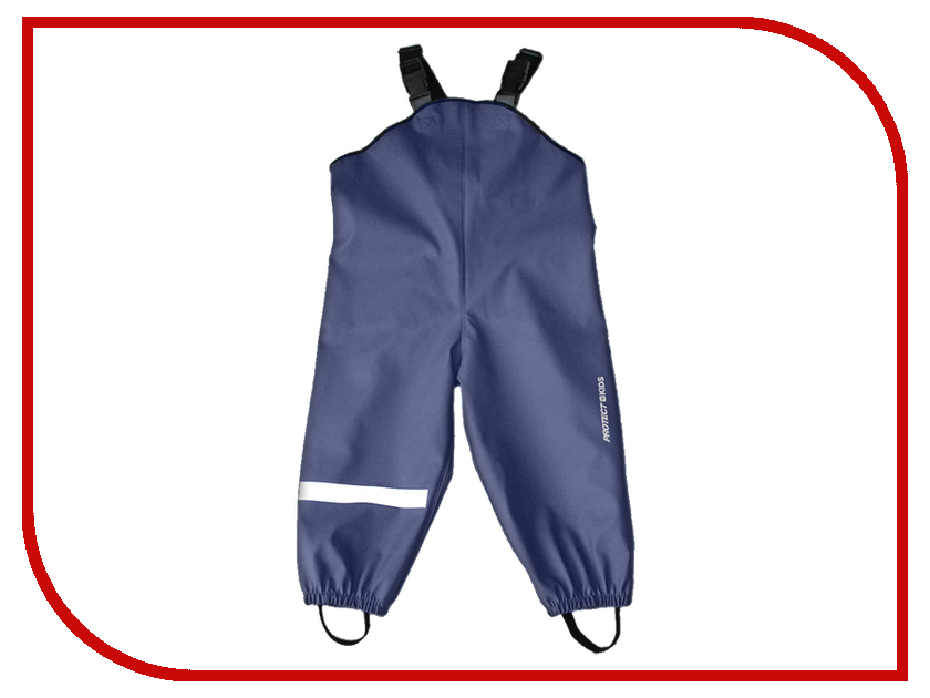 Полукомбинезон Protect Kids р.86 Blue 555-718