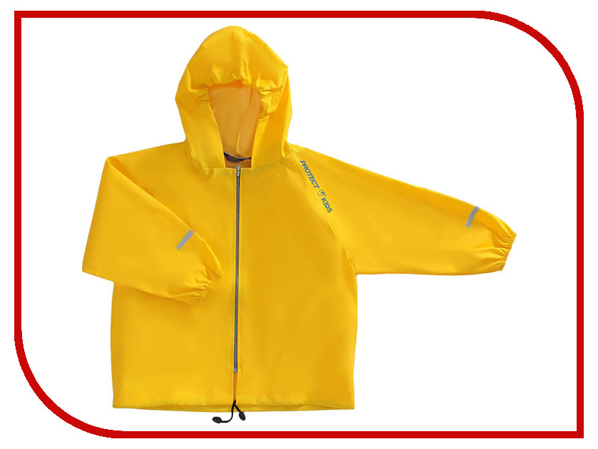 Куртка Protect Kids р.110 Yellow 555-932
