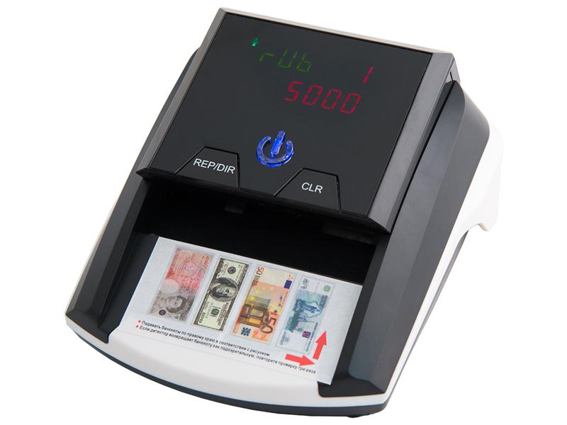 купить Детектор валют Mercury D-20A LED недорого