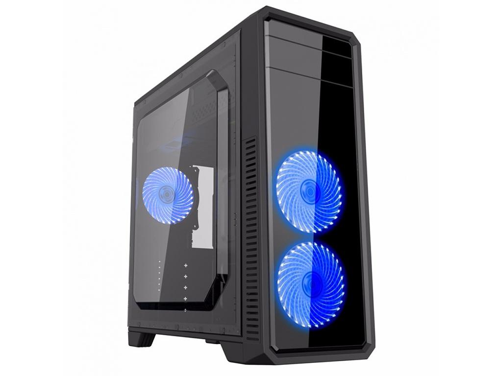 Корпус GameMax G561-F Blue