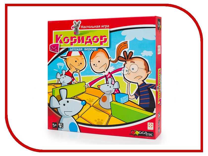 Настольная игра Gigamic Quoridor kid УТ000000904 настольная игра gigamic ово ovo