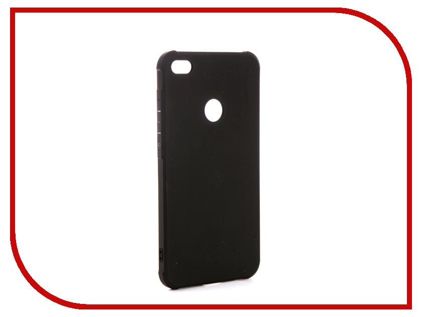 Аксессуар Чехол для Huawei Honor 8 Lite Red Line Extreme Black УТ000012519