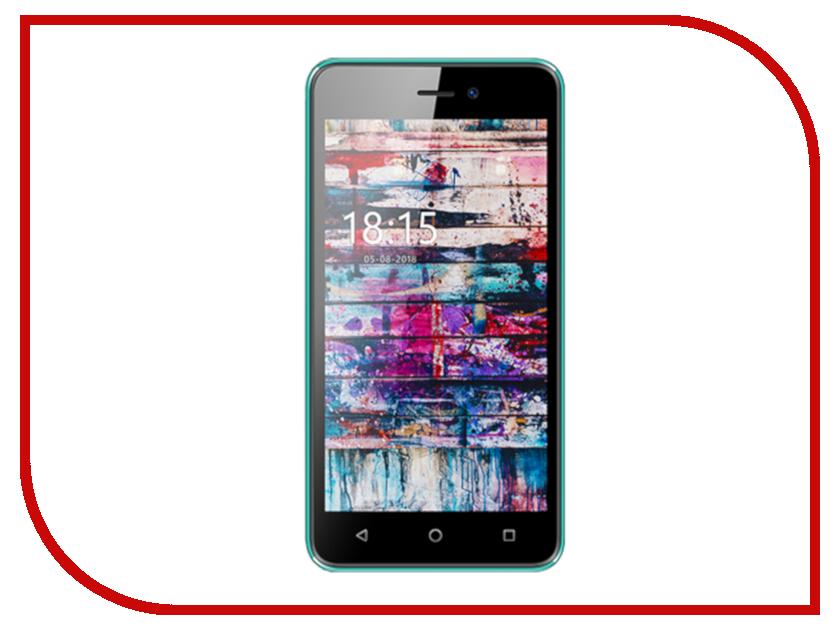 все цены на Сотовый телефон BQ BQ-5002G Fun Glossy Light-Blue онлайн