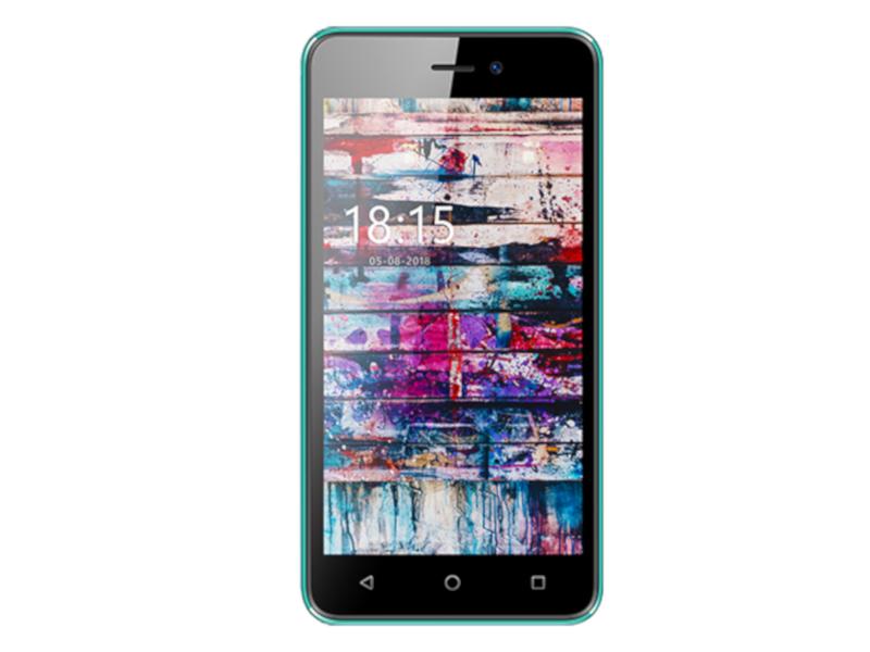 Сотовый телефон BQ BQ-5002G Fun Glossy Light-Blue