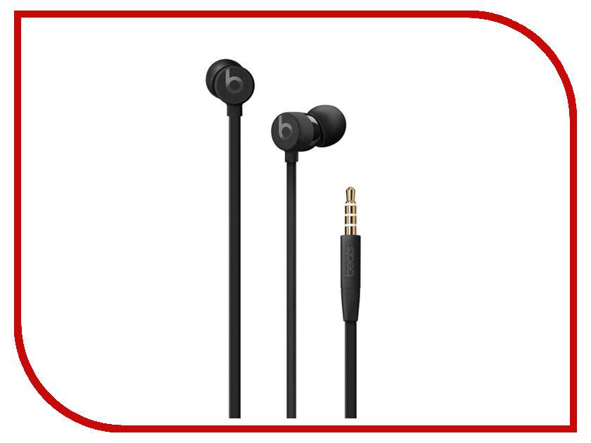 цена на Beats urBeats3 Black MU982EE/A