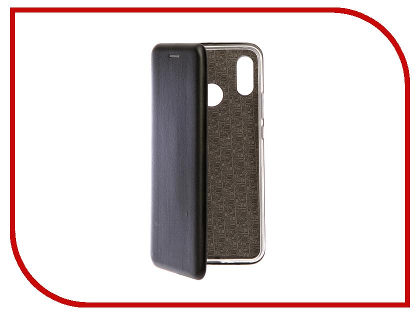 Аксессуар Чехол для Huawei Nova 3 Red Line Unit Black УТ000016047 чехол red line unit для huawei y6 prime 2018 black