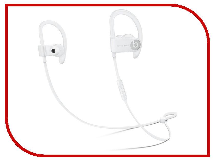 Beats Powerbeats3 Wireless Earphones White ML8W2EE/A цена