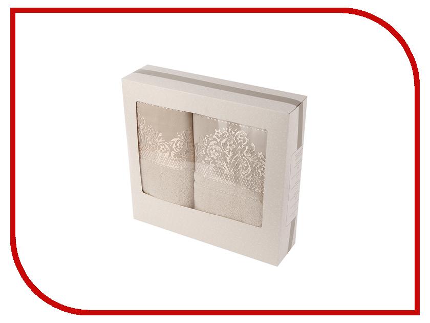 Полотенце Aisha Home 50x90/70x140cm Beige НМП-032к утятница нмп
