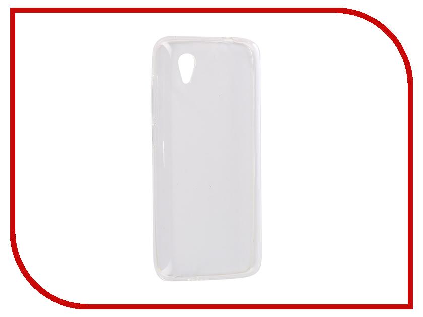 Аксессуар Чехол для Alcatel 1 5033 iBox Crystal Silicone Transparent УТ000016242 стоимость