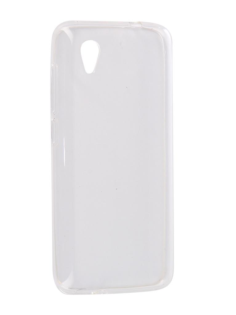 Аксессуар Чехол для Alcatel 1 5033 iBox Crystal Silicone Transparent УТ000016242