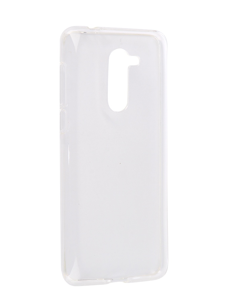 Аксессуар Чехол для Alcatel 3X 5058I iBox Crystal Silicone Transparent УТ000016243 аксессуар чехол для meizu m5s ibox crystal silicone transparent