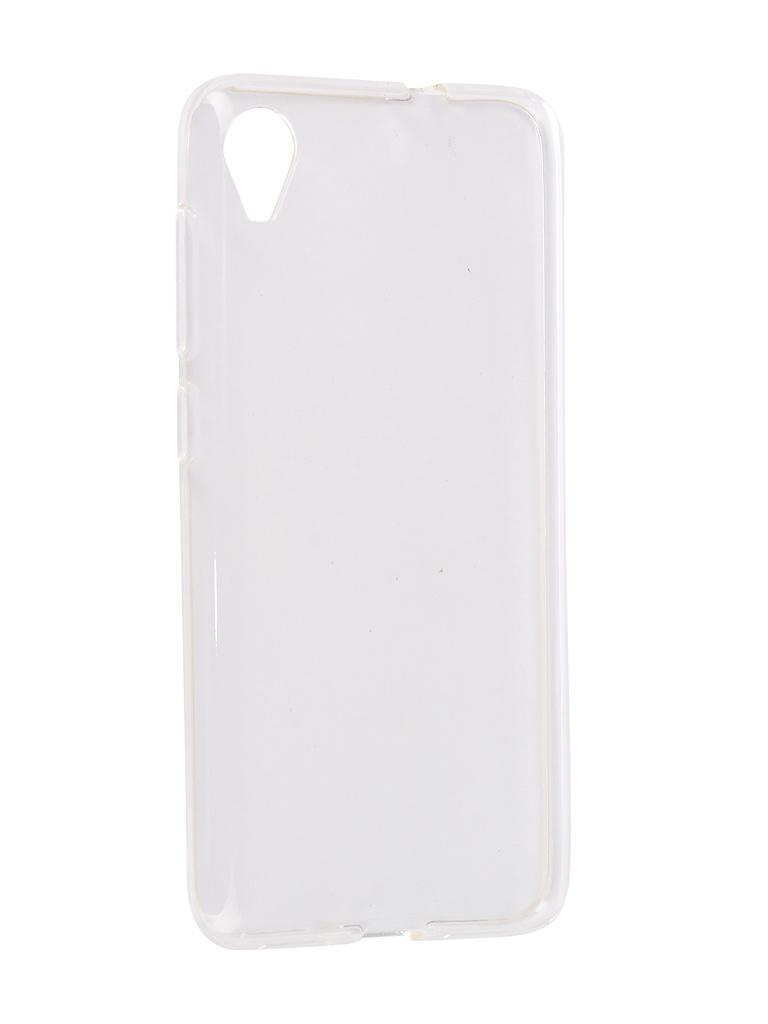 цена на Аксессуар Чехол iBox для ASUS Zenfone Live L1 G552KL Crystal Silicone Transparent УТ000016639