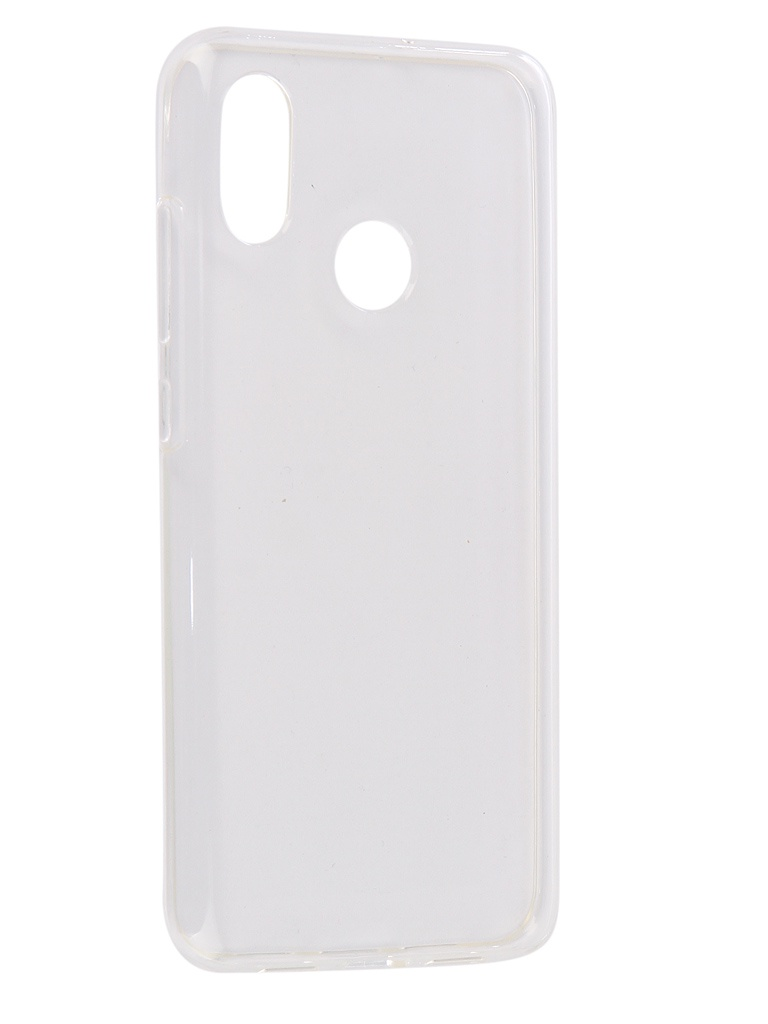 Аксессуар Чехол iBox для Xiaomi Mi 8 Crystal Silicone Transparent УТ000015822 аксессуар чехол для xiaomi redmi 5a ibox crystal silicone transparent