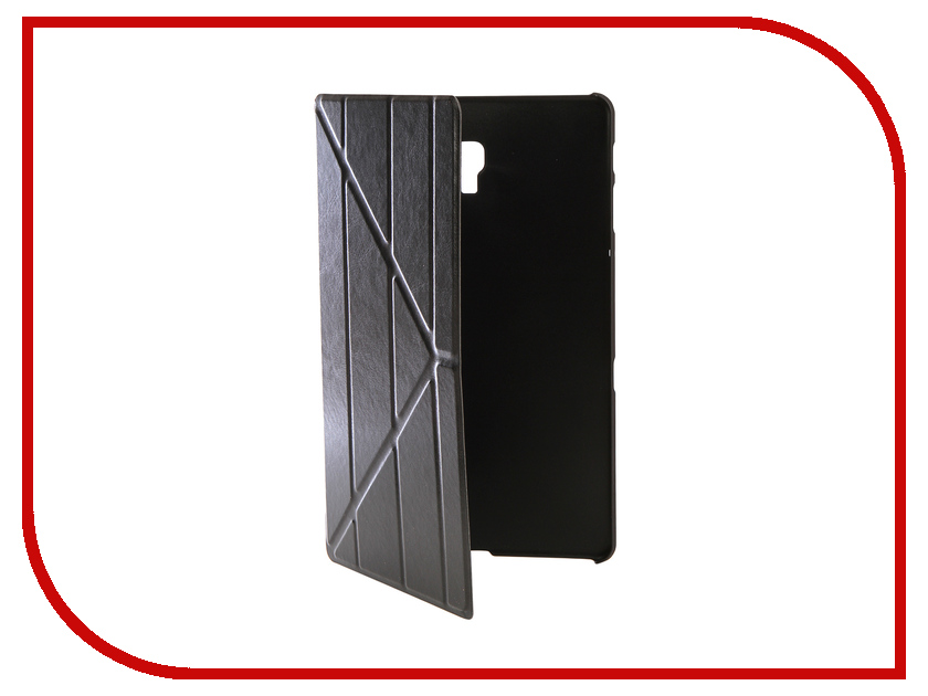 Аксессуар Чехол для Samsung Galaxy Tab A 10.5 iBox Premium Y Black УТ000016497 чехол книжка ibox premium для alcatel one touch pop d5 черный