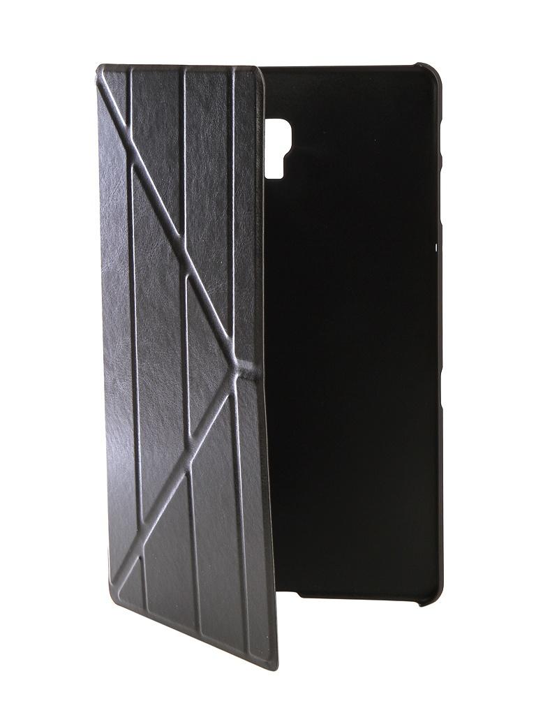 Аксессуар Чехол iBox для Samsung Galaxy Tab A 10.5 Premium Y Black УТ000016497 аксессуар чехол samsung galaxy a3 ibox premium black