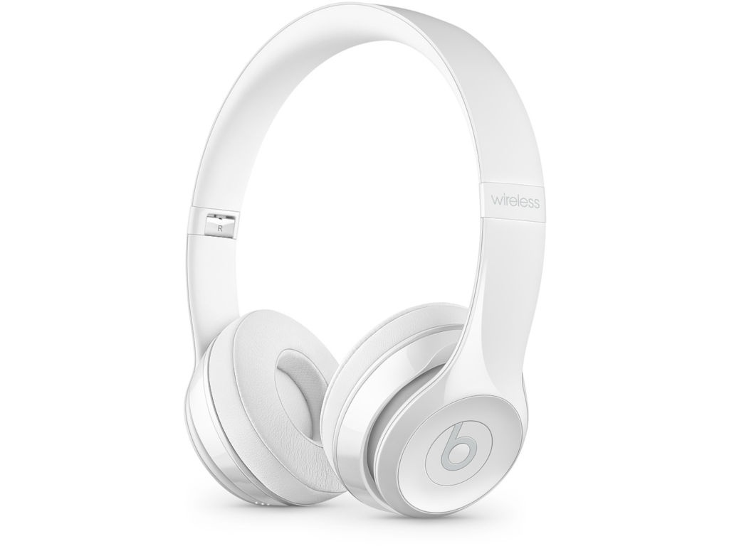 цена на Beats Solo3 Wireless Headphones Gloss White MNEP2EE/A