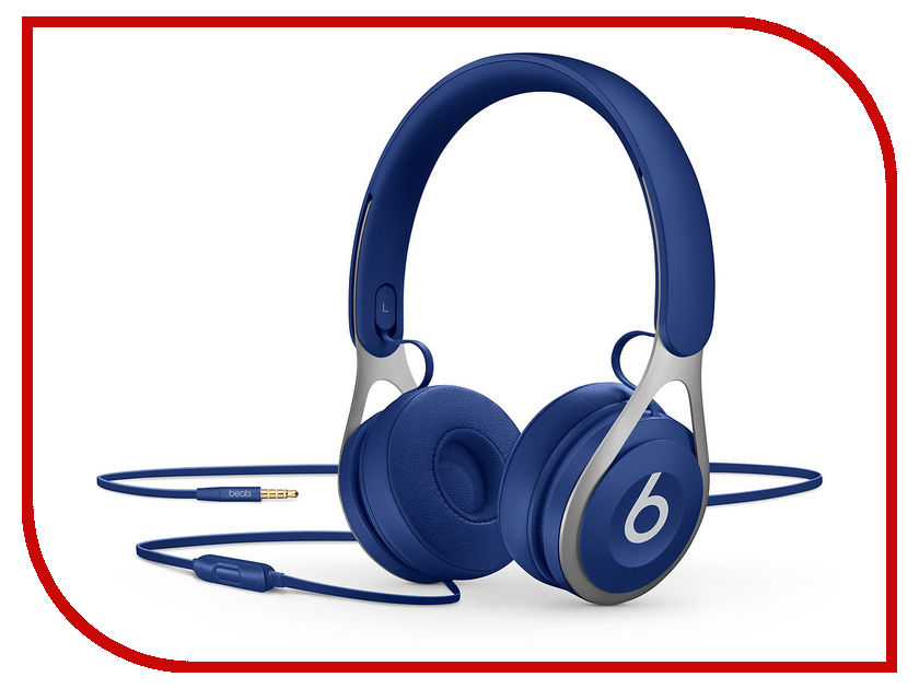 Beats EP Headphones Blue ML9D2EE/A beats ep on ear headphones red ml9c2ze a