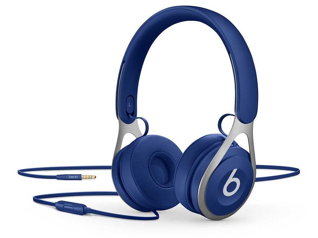 Beats EP Headphones Blue ML9D2EE/A kislis 5268
