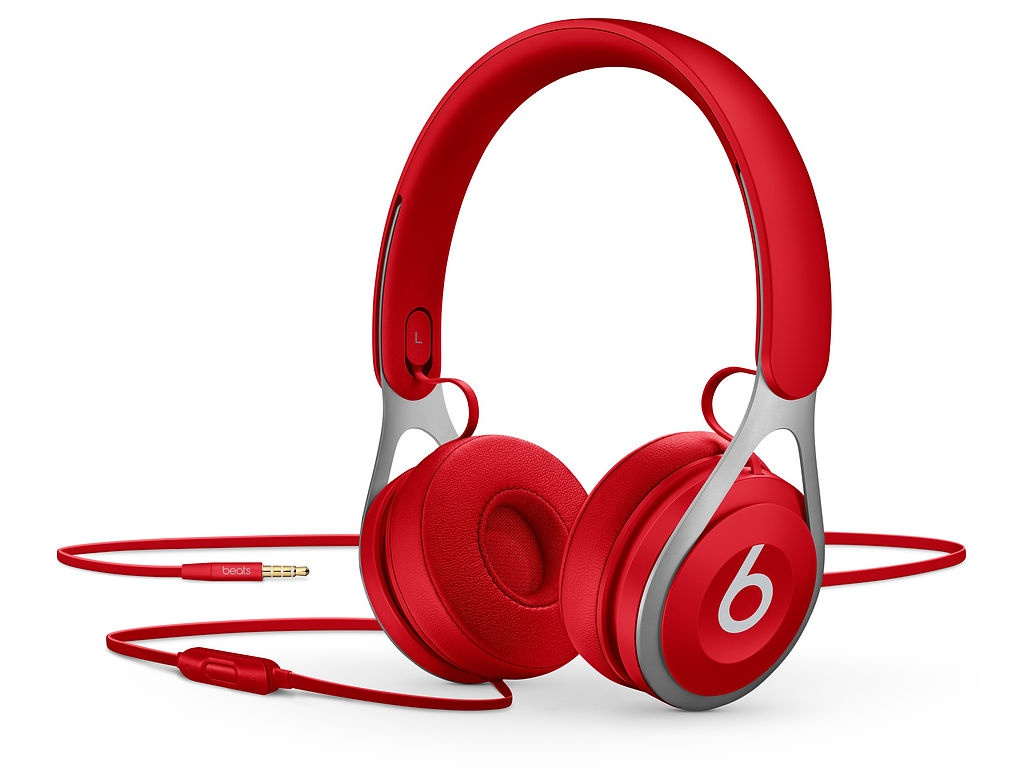 Beats EP Headphones Red ML9C2EE/A kislis 5268
