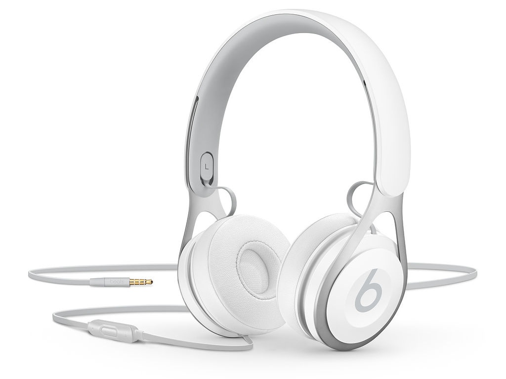 Beats EP Headphones White ML9A2EE/A