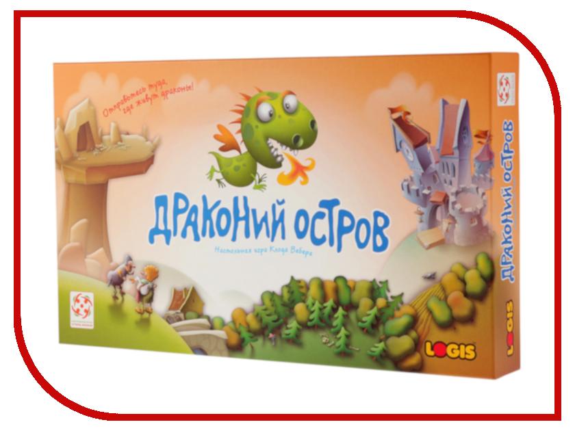 Настольная игра Стиль жизни Драконий остров настольная игра стиль жизни доббль ут000001805