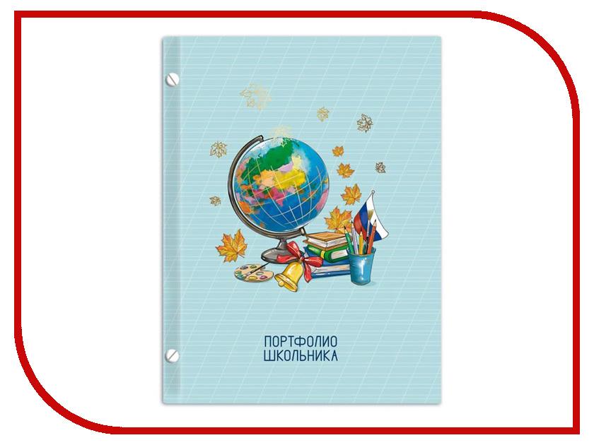 Портфолио школьника Феникс+ Школьные годы А4 49854 портфолио школьника феникс знания а4 49855