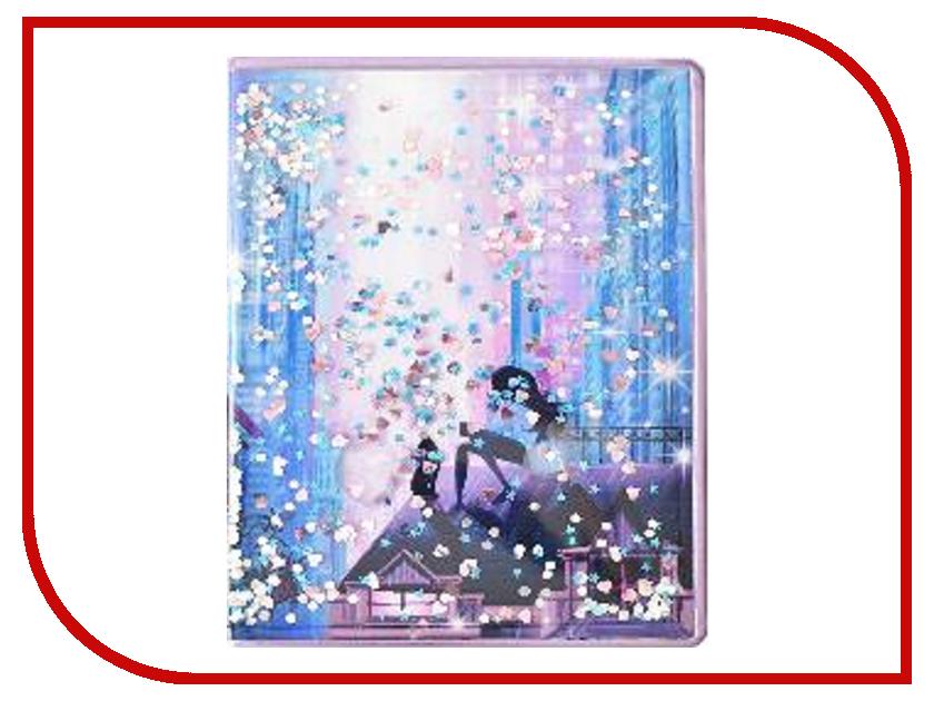 Записная книжка Феникс+ Волшебная ночь А5 192 стр. 48959 записная книжка феникс 145х165мм 192 стр ноутбук горошек на фиолетовом интегральный переплет 45727
