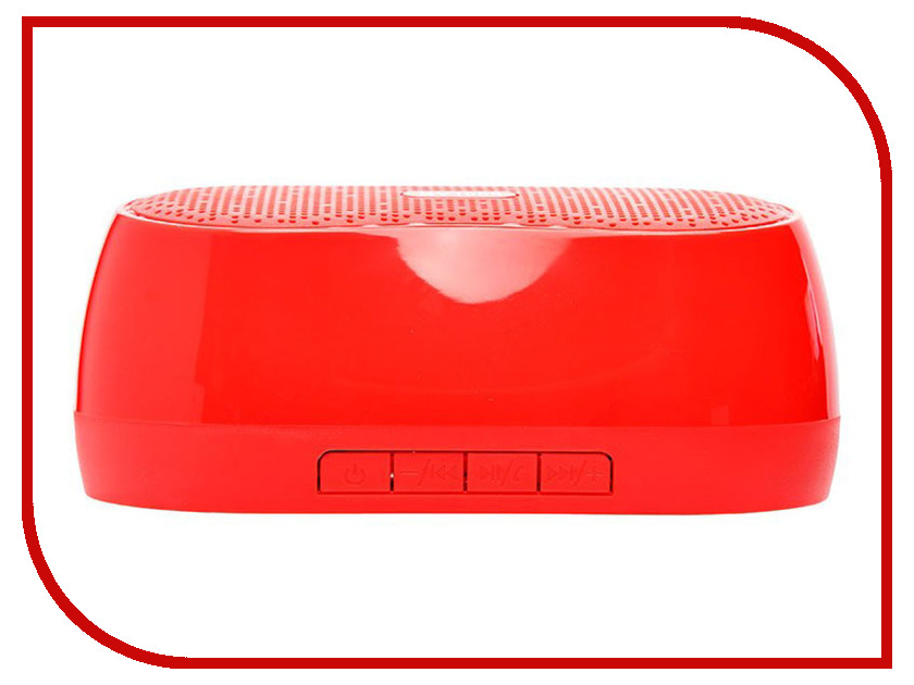 Колонка Activ BY-1090 Red 87967 колонка activ sc208 red 65968