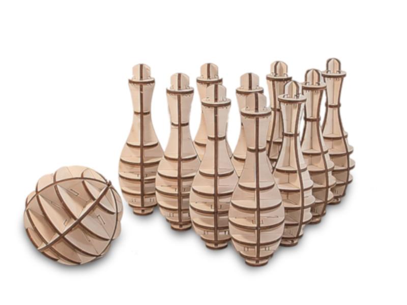 Сборная модель EWA Mini Bowling
