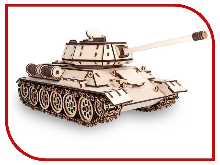 Сборная модель EWA Tank T-34 стоимость
