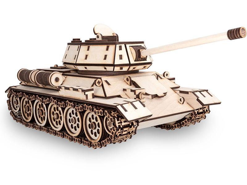 Сборная модель EWA Tank T-34
