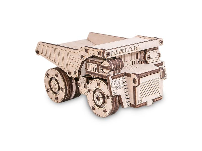 Сборная модель EWA Belaz Mini