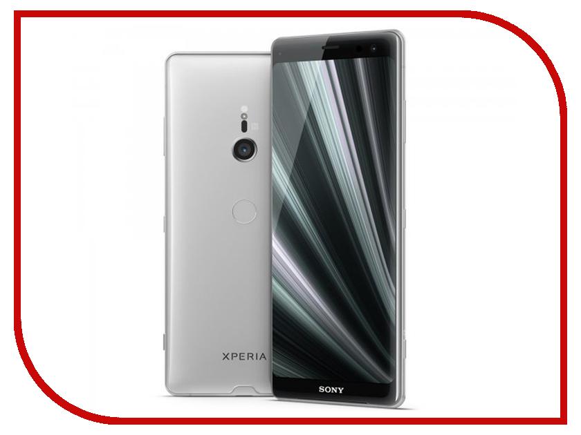 Сотовый телефон Sony H9436 Xperia XZ3 White Silver sony xperia c4 white