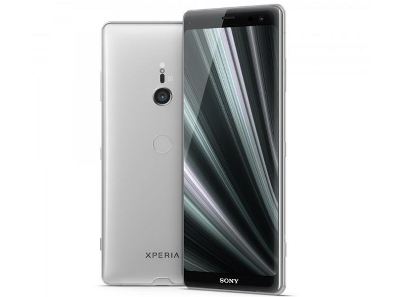 Сотовый телефон XZ3 4/64GB White Silver