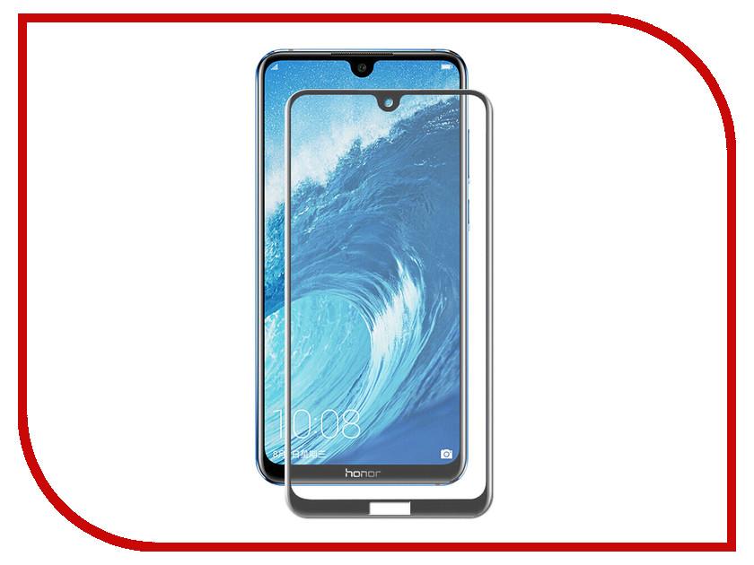 Аксессуар Защитное стекло для Huawei Honor 8X MAX Neypo Full Glue Glass Black NFGL5517 аксессуар защитное стекло для huawei honor 7a pro neypo full screen glass black frame nfg4414