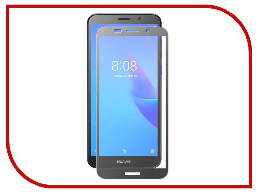 Аксессуар Защитное стекло для Huawei Y5 Lite 2018 Neypo Full Glue Glass Black NFGL5766 аксессуар защитное стекло для samsung galaxy a6 2018 neypo full glue glass blue nfgl5786